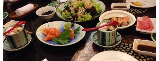 Nagomi is one of Japanese flair in Saigon.