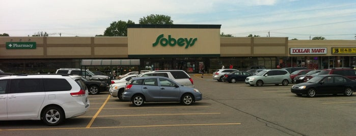 Sobeys is one of Kitchener.