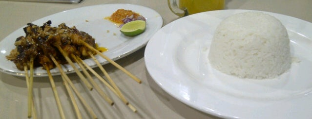 Kartika Pujasera Restaurant is one of All-time favorites in Indonesia.