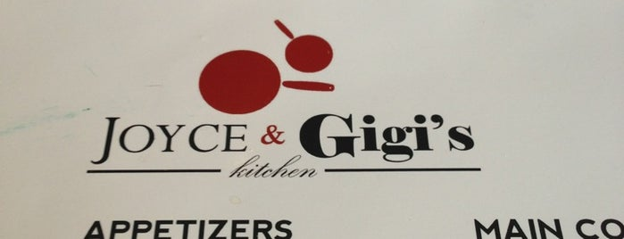 Joyce & Gigi's Kitchen is one of Central Dallas Lunch, Dinner & Libations.