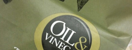 Oil & Vinegar is one of fucking awesome!.