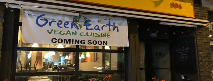 Green Earth Vegetarian is one of Toronto - Vegetarian/Vegan.