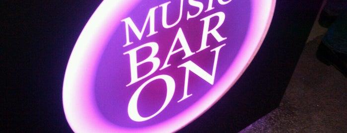 MusicBarOn is one of Клубы!.