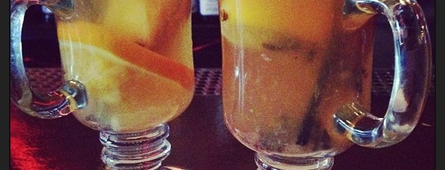 Soda Bar is one of The City's Best Happy Hour.