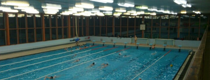 Plavecký stadion TZMT Tábor is one of můj seznam míst.