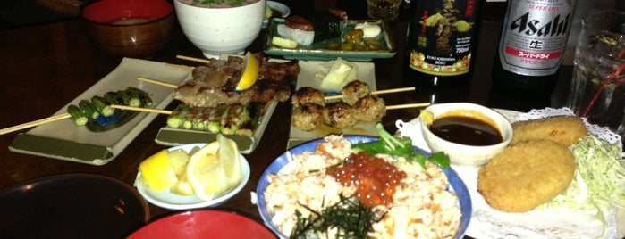 Honda-Ya Japanese Restaurant is one of Eat, drink & be merry.