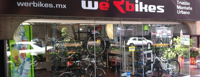 weRbikes is one of Biclas.