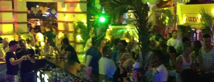 James Dean Bar is one of antalya~ alanya~ side~belek.