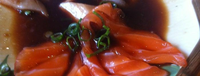 koban sushi is one of Japoneses.