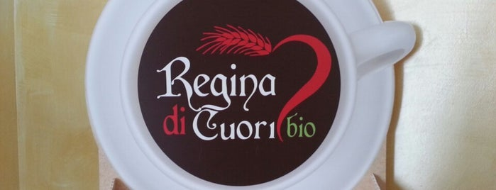 Regina di Cuori Bio is one of locali.
