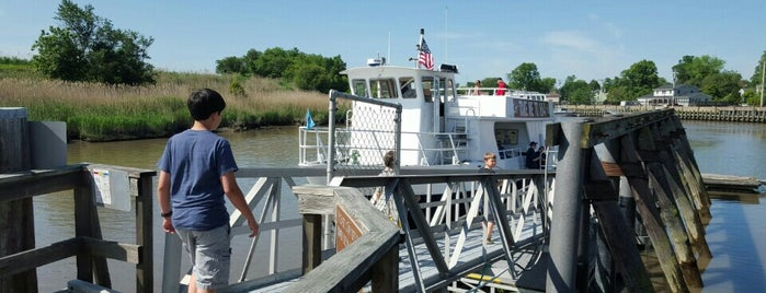 Ft. Delaware / Ft. Mott Ferry is one of Been there / &0r Go there.