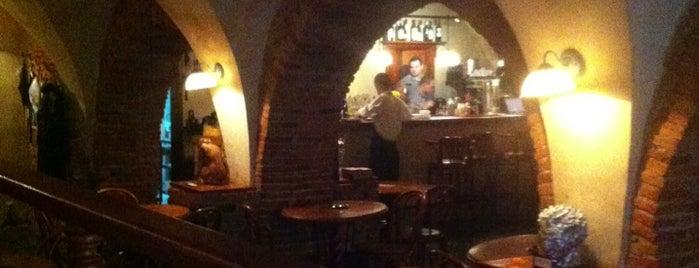 Bistro de l'Arte is one of The 20 best value restaurants in Brașov, Romania.