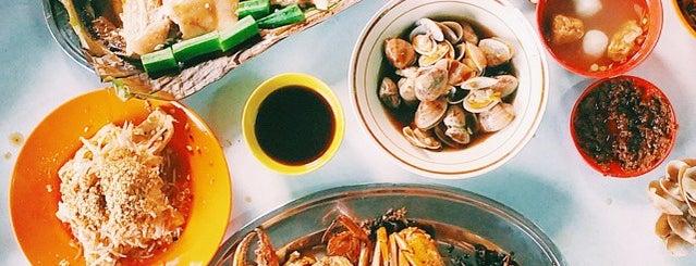 Ikan Bakar 铁板烧 is one of Neu Tea's Seremban Trip 芙蓉.