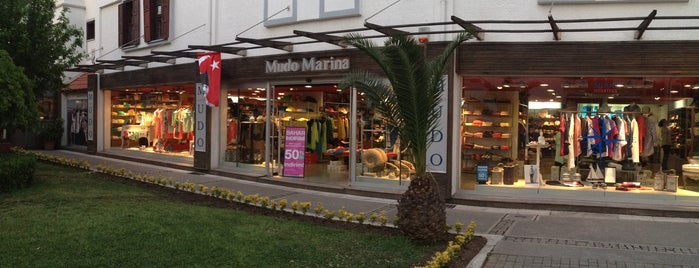 Mudo is one of Marmaris.
