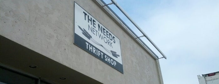 The Needs Network is one of Peninsula Thrift Stores.