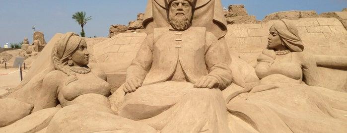 Sandland is one of Turkey.