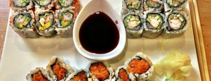 Jebon Sushi And Noodle is one of East village restaurants.