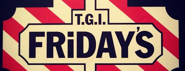T.G.I. Friday's is one of Dublin Dining.