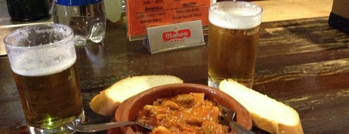 Taberna Albero is one of Comer bien.