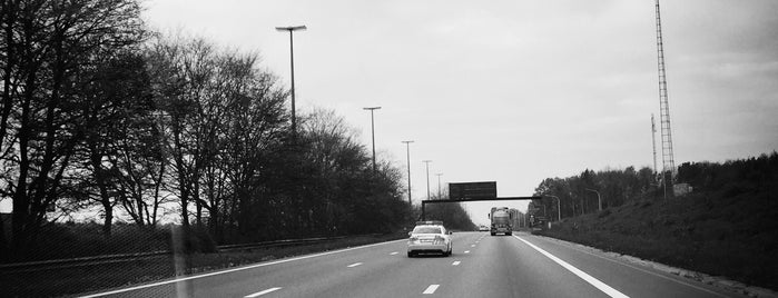 E19 | E42 - Nimy is one of Belgium / Highways / E42.