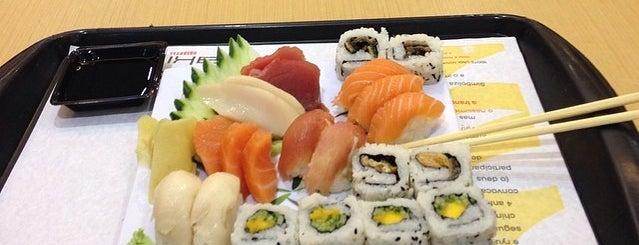 Yaki is one of Guia Rio Sushi by Hamond.