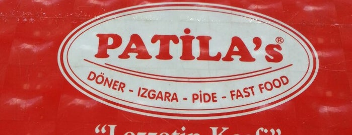 Patila's is one of Liste.