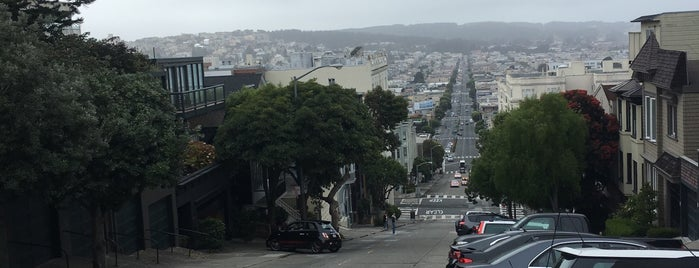 Russian Hill is one of Eat, Drink & Enjoy San Francisco.