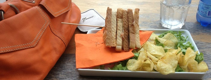 Tassino Café is one of Bergamo.