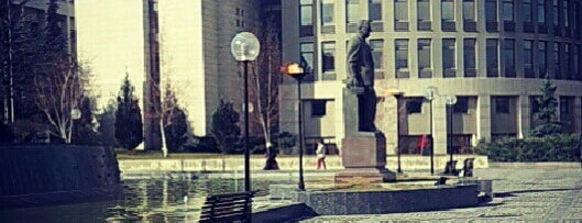 Bilkent Üniversitesi is one of Must-Visit ... Ankara.