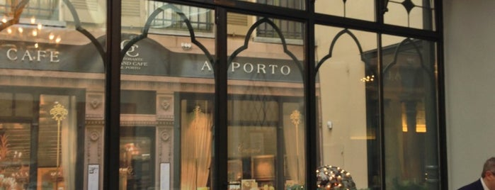 Grand Cafe Al Porto is one of Switzerland - Lugano.