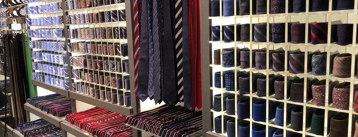 Andrew's Ties is one of Shopping.