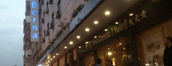 VIP Inn Berna Hotel is one of Hotels in Portugal.