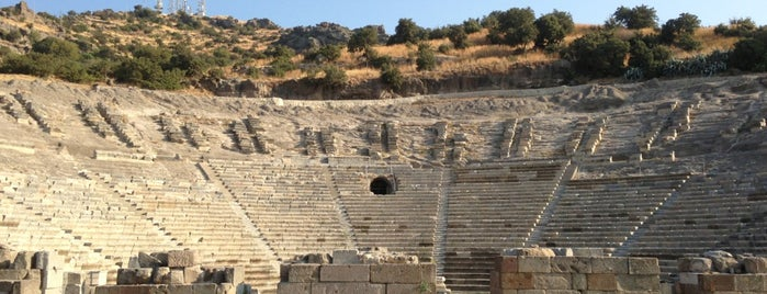 Antik Tiyatro is one of Bodrum /TURKEY City Guide.