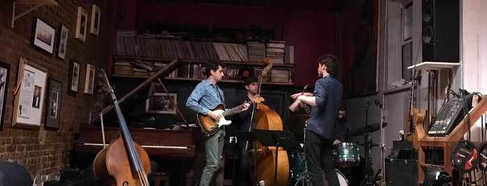 WMC Jazz is one of The 15 Best Places for Jazz Music in Brooklyn.