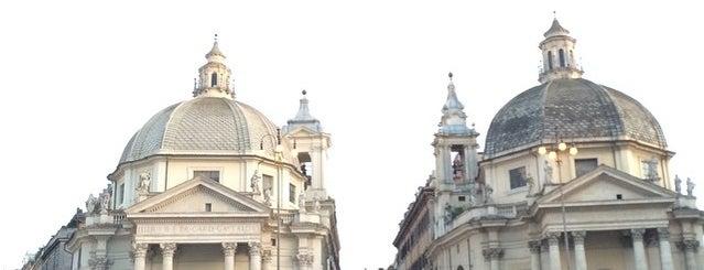Basilica di Santa Maria del Popolo is one of 101 cose da fare a Roma almeno 1 volta nella vita.