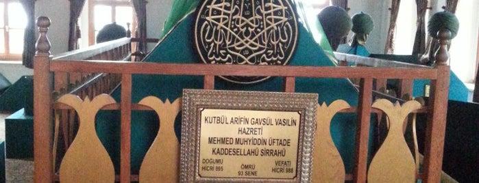 Üftade Camii is one of Bursa.