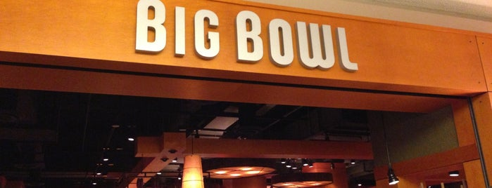 Big Bowl is one of Lettuce Entertain You Restaurants.