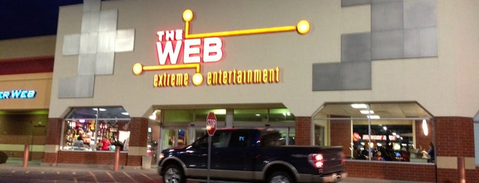 The Web Extreme Entertainment is one of Cincinnati.