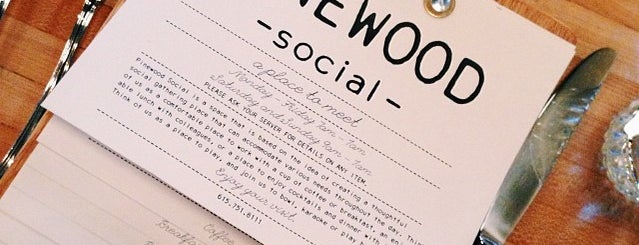 Pinewood Social is one of #BudSpots.