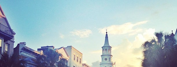 City of Charleston is one of my charleston places.