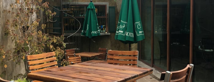 Ciao Italia is one of Monterrey gourmet.