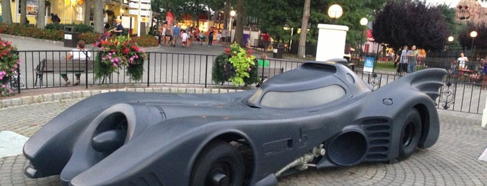 Batman: The Ride is one of SEOUL NEW JERSEY.