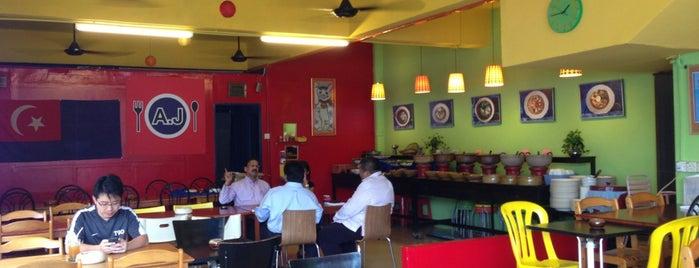 Restoran A.J Masakan Melayu Johor is one of Makan @ PJ/Subang(Petaling) #3.