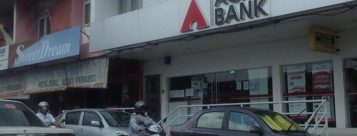 Agro Bank Kuala Kangsar is one of Explorer @ Kuala Kangsar.