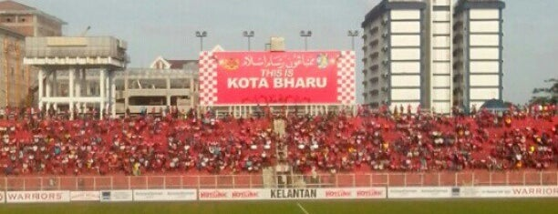 Stadium Sultan Muhammad IV is one of ┏̲T┓┏̲E┓┏̲R┓┏̲B┓┏̲A̶̲̅┓┏̲i̶̲̅┓┏̲K┓.