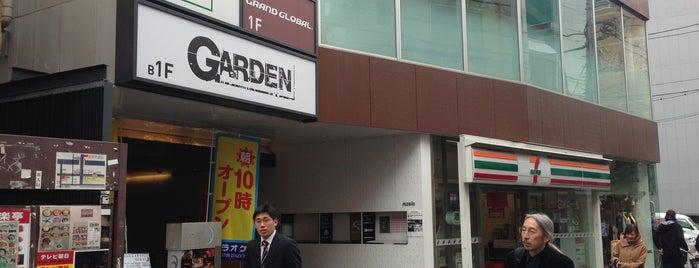下北沢 GARDEN is one of Spielplatz.
