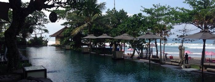 Anantara Seminyak Bali Resort & Spa is one of Best Hotels in Bali.