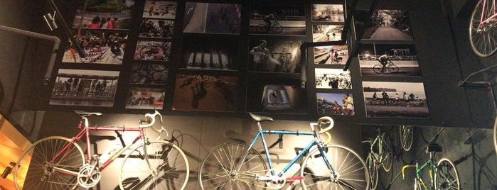 Soek Seng 1954 Bicycle Cafe is one of Cafes To Visit!.