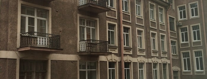 Hotel Nevsky Contour is one of Saint P..