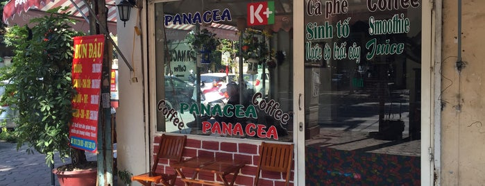Panacea Cafe is one of Venues in Hanoi for live music.